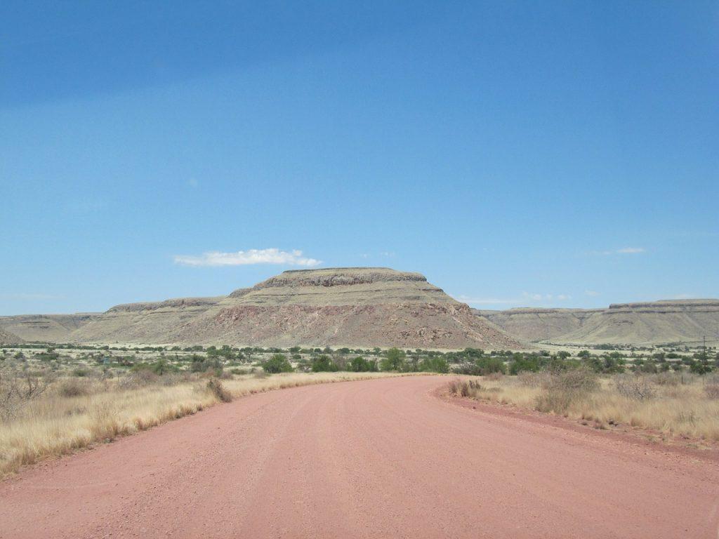 4x4 routes namibia