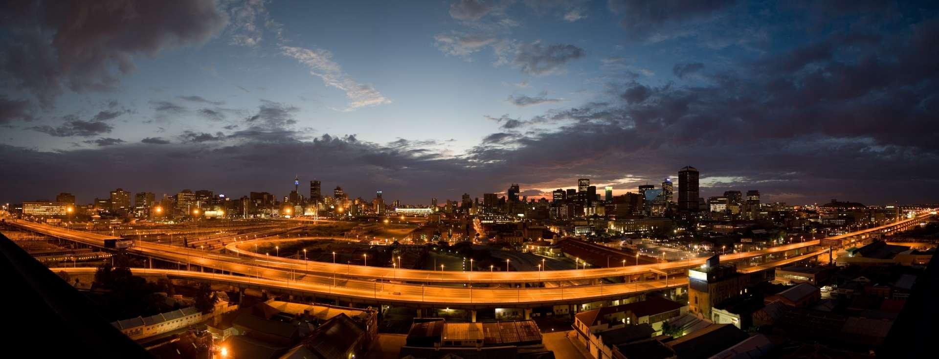 Streets of Gauteng