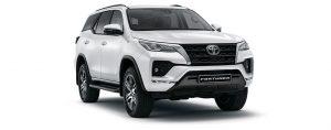 Toyota Fortuner 4x4 BFTA