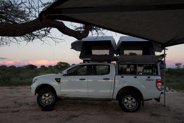 zambia self drive safari camping