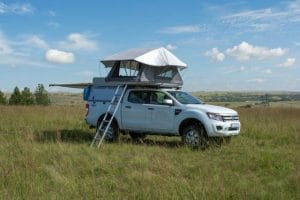 Ford Ranger Family and Group 4x4 Camper