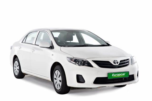 Toyota Corolla Quest Automatic