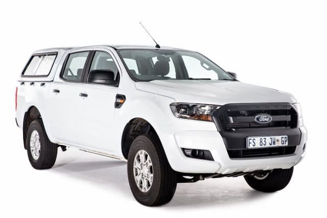 Ford Ranger Double Cab 4x4 For Hire In Namibia Drive South Africa