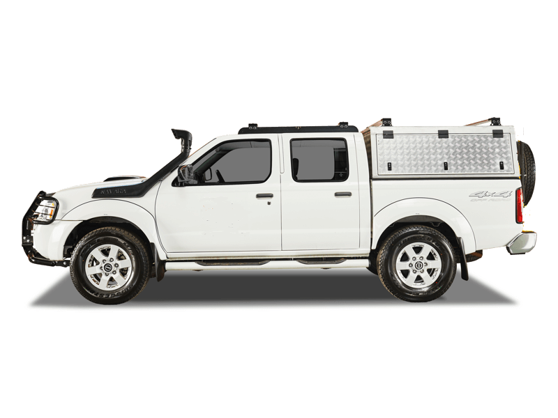 hire a double cab 4x4 in zambia