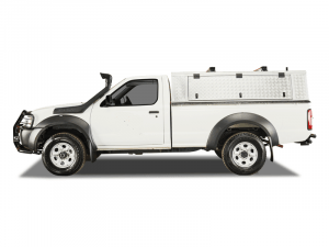 Nissan Single Cab 4x4 BNSC