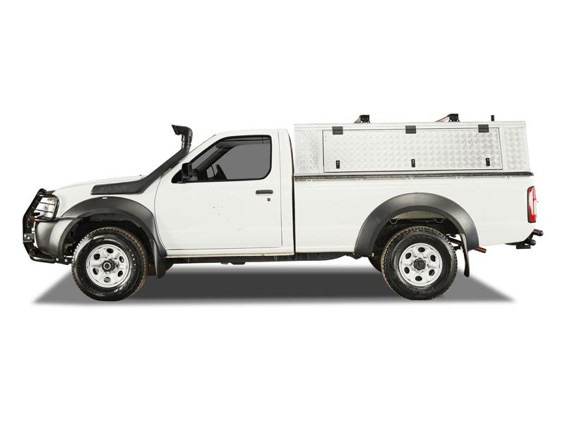 Nissan Single Cab 4x4 BNSC
