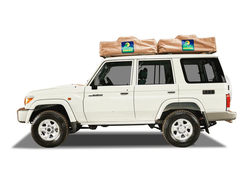 DLE Toyota Landcruiser Stationwagon 4x4
