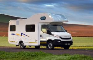 Discoverer 6 Berth Camper