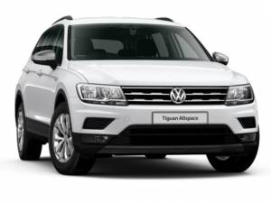 VW Tiguan Allspace Automatic Transmission