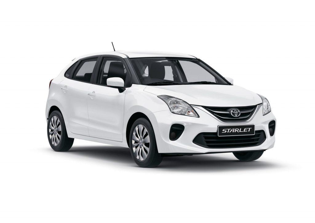 Toyota Starlet Hatch