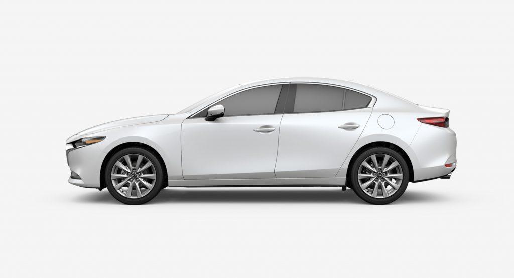 Mazda 3 Sedan Automatic Transmission