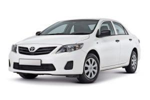 Toyota Corolla Quest Manual