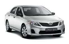 Toyota Corolla Quest Automatic Transmission