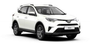 Toyota RAV 4 SUV Automatic Transmission