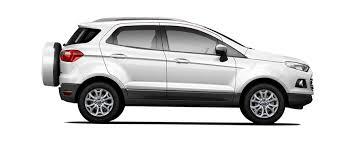 Ford Ecosport SUV Automatic Transmission