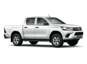 Toyota Hilux Double Cab 4x4