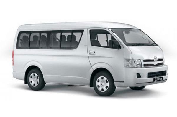 Toyota Quantum 10 Seater