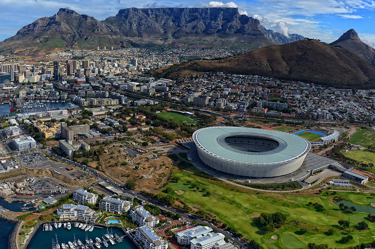 City Bowl, Cape Town