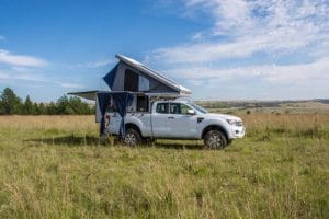 Ford Ranger Bushcamper 2 People