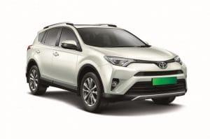 Toyota RAV GX CVT Automatic