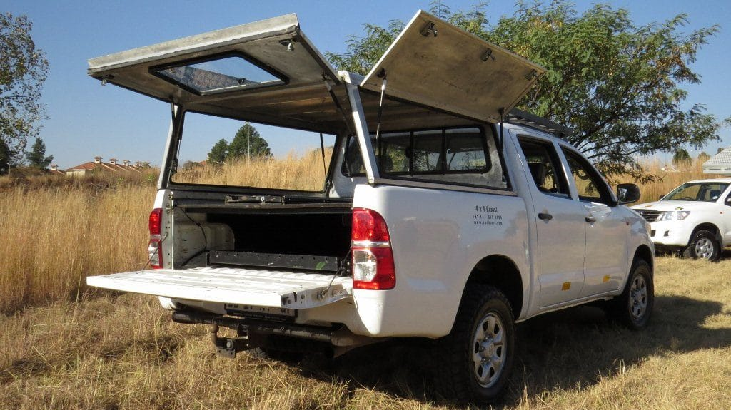 Toyota Hilux Double Cab 4x4 for Hire in South Africa   Drive South ...