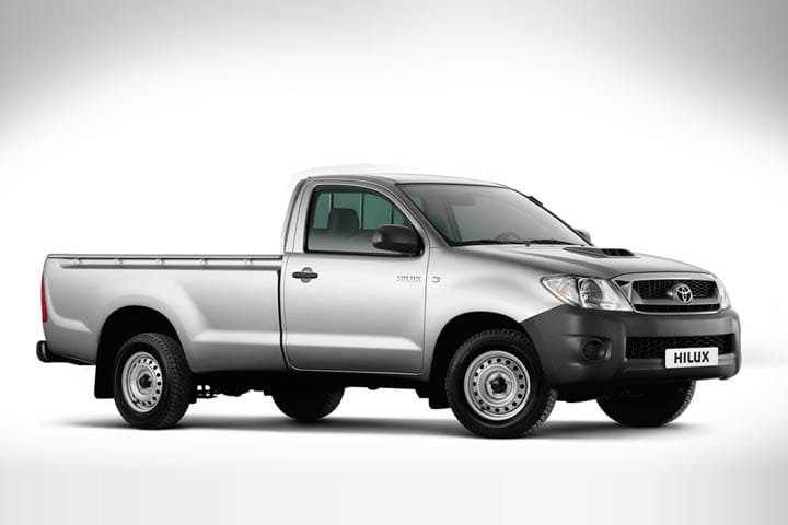 Toyota Single Cab 4x4