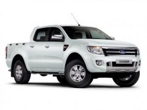 Ford Ranger 4x4 Automatic Transmission