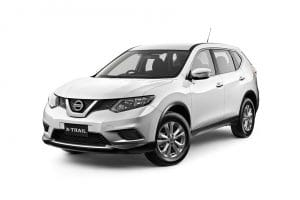 Nissan X-Trail 4x4 Automatic Transmission