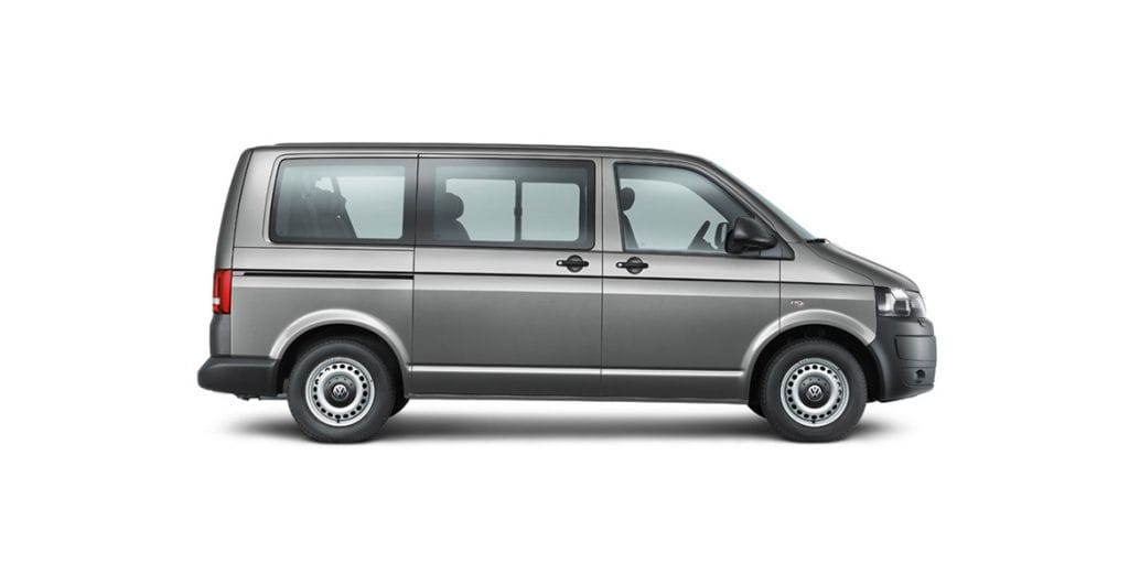Volkswagen T6 SWB 8 Seater Automatic Transmission