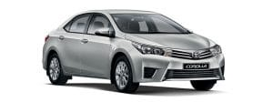 Toyota Corolla Automatic Transmission