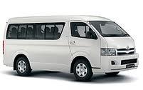 Toyota Quantum 10 Seats