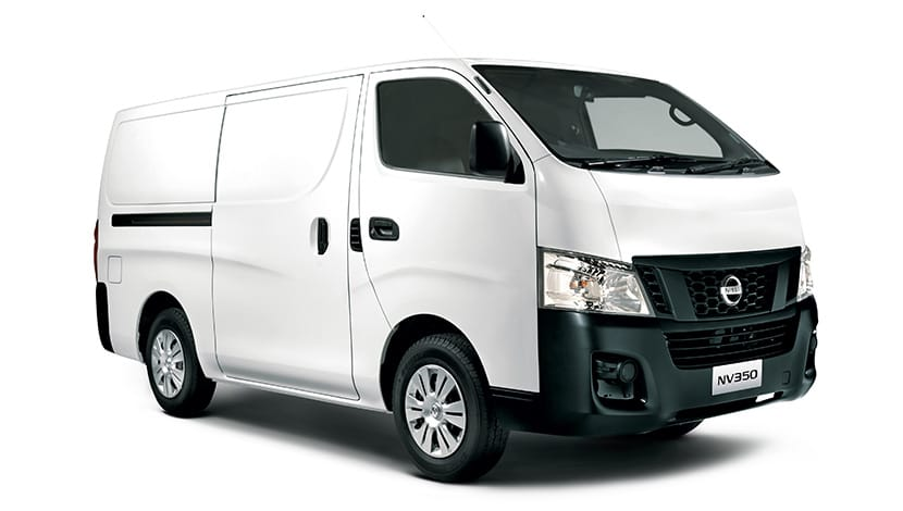 Nissan NV350 Panelvan