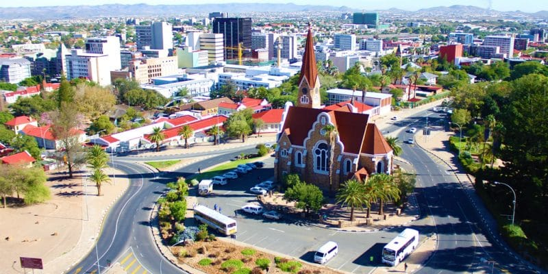 Central Windhoek Namibia
