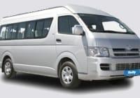Toyota Quantum (14 seater)