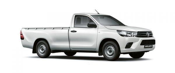 Toyota Hilux Single Cab 4x4 One Ton