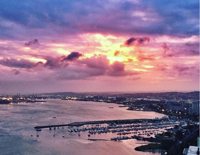 Peaceful Durban