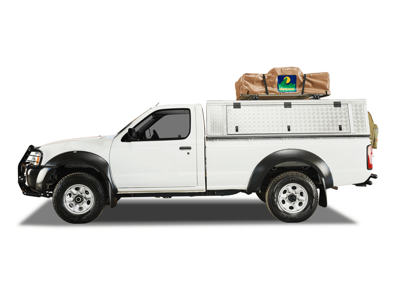 Nissan Single Cab Petrol 4x4 MSEP