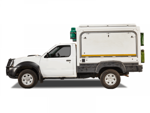 MTX Nissan Single Cab 4x4 Trax Camper