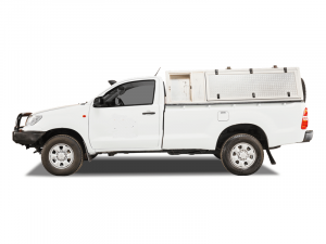 Toyota Single Cab 4x4 BTSC