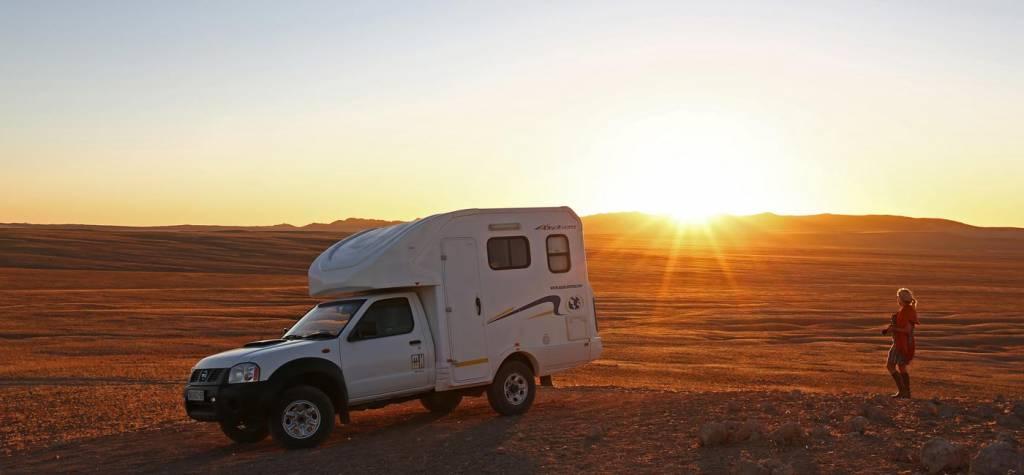 Discoverer FunX 2 Berth 4x4 Camper