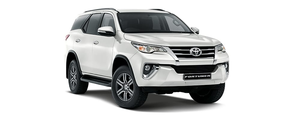 Toyota Fortuner 4x2 Automatic Transmission