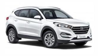 Hyundai Tucson 4x2 Automatic Transmission