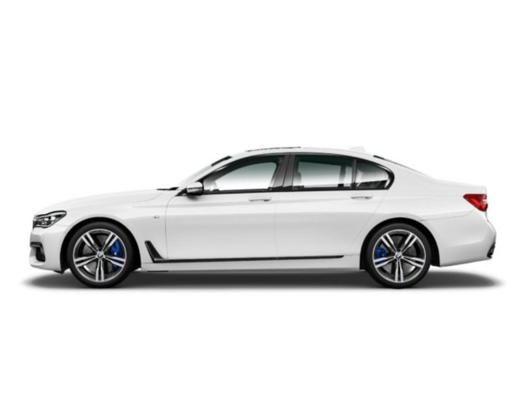 BMW 730d Sedan
