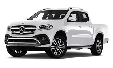 Mercedes Benz X250d Double Cab