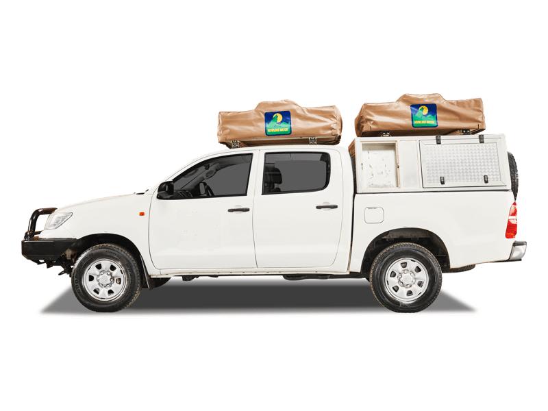 Toyota Double Cab 4x4 DCE