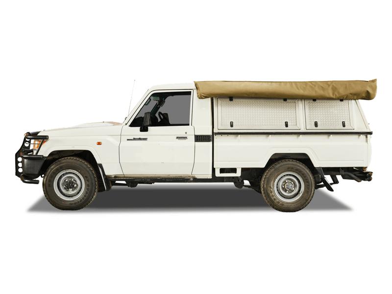 Toyota Landcruiser Single Cab 4x4 SLE