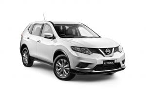 Nissan X-Trail 4x4 Automatic