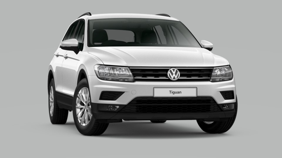 VW Tiguan SUV Automatic Transmission
