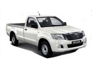 Toyota Hilux Single Cab 2x4 One Ton