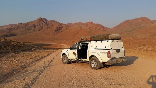 namibia self drive safari